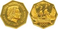 200 Gulden Gold 1976 Niederländische Antillen-Curacao Juliane 1948-1980... 330,00 EUR  zzgl. 7,00 EUR Versand