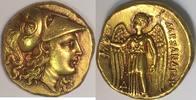 AV Stater 328-323 BC Makedonien / Macedon Alexander III. 336-323 BC Pra... 7750,00 EUR  zzgl. 15,00 EUR Versand