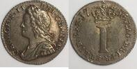 AR 1 Penny 1756 Great Britain / Grossbrita...