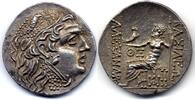 Thrace / Thrakien Tetradrachm Odessos - Herakles & Zeus seated
