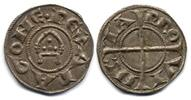 France / Frankreich denier Provence - Alphonse I of Aragon 1166-1196