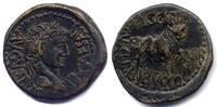 Spain / Spanien AE  fast vzgl Zaragoza, Tiberius. 14-37 AD 400,00 EUR  zzgl. 12,00 EUR Versand