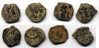 Nabatean Kingdom / Nabatea AE   Lot von 4 Stueck / Lot of 4 pcs 70,00 EUR  zzgl. 10,00 EUR Versand