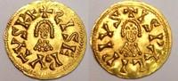 AV Tremissis / AV Triente 612-621 AD Spanien / Spain Visigoths / Westgo... 1100,00 EUR  zzgl. 15,00 EUR Versand