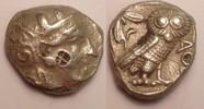 Tetradrachm ca 353-294 BC Attica / Attika Athens / Stadt Athen sehr sch... 260,00 EUR  zzgl. 12,00 EUR Versand