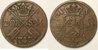 2 öre SM 1747 Sweden / Schweden Fredrik I / Friedrich von Hessen fast S... 30,00 EUR  zzgl. 6,00 EUR Versand