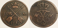 1 öre SM 1737 Sweden / Schweden Fredrik I / Friedrich von Hessen Schön  22,00 EUR  zzgl. 6,00 EUR Versand
