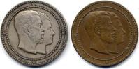 Silber- und Bronz- Medaillen 1920 Schweden / Sweden Gustav V und Viktor... 320,00 EUR  zzgl. 12,00 EUR Versand