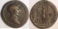 AE As 106/7 AD Roman Empire / Römische Kaiserzeit Trajan / Trajanus AD ... 180,00 EUR  zzgl. 10,00 EUR Versand