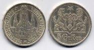 5 Gulden 1927 Danzig  sehr schön - vorzueglich  650,00 EUR  zzgl. 12,00 EUR Versand