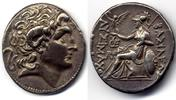 Thrace / Thrakien Tetradrachm Lysimachos, 305-281 BC - Alexander & Athena
