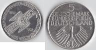 5 Deutsche Mark 1952 D BRD Kursmünze st-  425,00 EUR  plus 6,90 EUR verzending