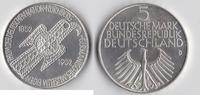 5 Deutsche Mark 1952 D BRD Germanisches Museum fast st  425,00 EUR  plus 6,90 EUR verzending