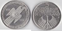 5 Deutsche Mark 1952 D BRD Germanisches Museum vz-st  395,00 EUR  plus 6,90 EUR verzending