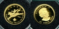 Canada 50 Cents 2006 PP Rodeo 1/25 oz. 89,00 EUR 