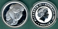 Australien 1 Dollar 2007 stgl. Koala 84,90 EUR 
