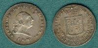 1/6 Taler 1798 PLM Braunschweig-Calenberg-Hannover Georg III.  Claustha... 65,00 EUR  + 6,90 EUR frais d'envoi