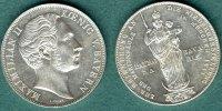 2 Gulden 1855 Bayern Maximilian II. / Mariengulden vz   84,90 EUR