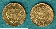 10 Mark 1901 A Lübeck Stadtwappen / Mit Expertise !! vz+  2590,00 EUR  + 9,90 EUR frais d'envoi