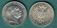 2 Mark 1901 A Sachsen-Altenburg Ernst vz/stgl.  595,00 EUR  + 9,90 EUR frais d'envoi