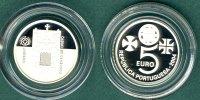 5 Euro 2004 Portugal Christuskloster in Tomar mit Etui & Zertifikat PP  33,00 EUR  +  5,90 EUR shipping