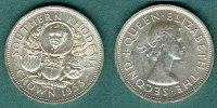 1 Crown 1953 Südrhodesien Cecil John Rhodes vz/stgl.Randfehler  40,00 EUR  +  5,90 EUR shipping