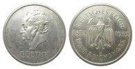 5 Mark Goethe 1932 G Weimarer Republik  vorzüglich  3250,00 EUR kostenloser Versand