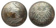 5 Mark Preussen 200-Jahrfeier 1901 Kaiserreich  wz. Kratzer, polierte P... 595,00 EUR kostenloser Versand