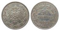 Kaiserreich 50 Pfennig