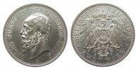 2 Mark Schaumburg-Lippe 1898 A Kaiserreich  min. berieben, vorzüglich /... 995,00 EUR kostenloser Versand