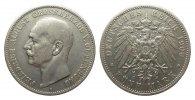 5 Mark Oldenburg 1900 A Kaiserreich  sehr schön  550,00 EUR