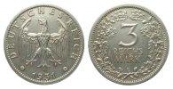 3 Mark Kursmünze 1931 E Weimarer Republik  wz. Randfehler, fast vorzügl... 365,00 EUR kostenloser Versand