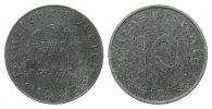 10 Pfennig 1947 E alliierte Besetzung  min. fleckig, besser als vorzügl... 565,00 EUR kostenloser Versand