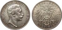 2 Mark Preussen 1901 A Kaiserreich  fast Stempelglanz / Stempelglanz  695,00 EUR kostenloser Versand