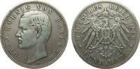 5 Mark Bayern 1896 D Kaiserreich  sehr schön  295,00 EUR kostenloser Versand