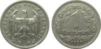 1 Mark 1939 G Drittes Reich  min. Randfehler, vorzüglich  275,00 EUR kostenloser Versand