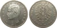 5 Mark Bayern 1888 D Kaiserreich  knapp sehr schön  325,00 EUR kostenloser Versand
