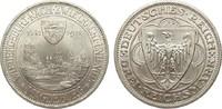 3 Mark Magdeburg 1931 A Weimarer Republik  wz. Kratzer, fast Stempelglanz  285,00 EUR kostenloser Versand