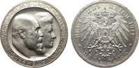 3 Mark Württemberg Silberhochzeit 1911 F Kaiserreich  min. Rf., vorzügl... 595,00 EUR kostenloser Versand