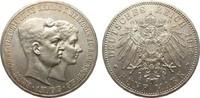 5 Mark Braunschweig OHNE Lüneburg 1915 A Kaiserreich  kl. Kratzer, vorz... 3950,00 EUR
