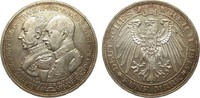 5 Mark Mecklenburg-Schwerin 1915 A Kaiserreich  wz. Kratzer, polierte P... 1695,00 EUR