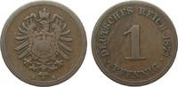Kaiserreich 1 Pfennig