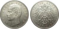 5 Mark Bayern 1901 D Kaiserreich  Bildseite vz/St, Adlerseite f.St  295,00 EUR kostenloser Versand