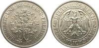 5 Mark Eichbaum 1930 F Weimarer Republik  Wertseite wz. Haarlinien, vor... 1100,00 EUR kostenloser Versand