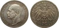 2 Mark Oldenburg 1900 A Kaiserreich  Patina, polierte Platte  1295,00 EUR kostenloser Versand