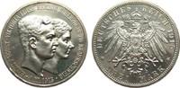 3 Mark Braunschweig OHNE Lüneburg 1915 A Kaiserreich  min. Haarlinien, ... 3450,00 EUR kostenloser Versand