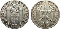 3 Mark Dinkelsbühl 1928 D Weimarer Republik  besser als vorzüglich  590,00 EUR kostenloser Versand