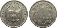 1 Mark 1934 E Drittes Reich  sehr schön / vorzüglich  5,00 EUR  plus 4,00 EUR verzending