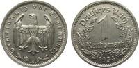 1 Mark 1934 G Drittes Reich  sehr schön / vorzüglich  7,00 EUR  plus 4,00 EUR verzending