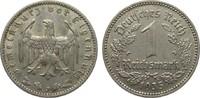 1 Mark 1935 J Drittes Reich  sehr schön  12,00 EUR  plus 4,00 EUR verzending